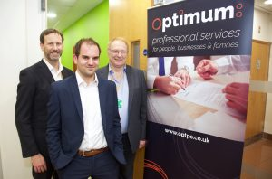 Jon Lacey, Michael Blaken, Richard Mathews or Optimum Professional Services