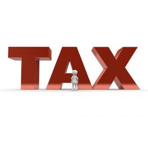 Get tax in order