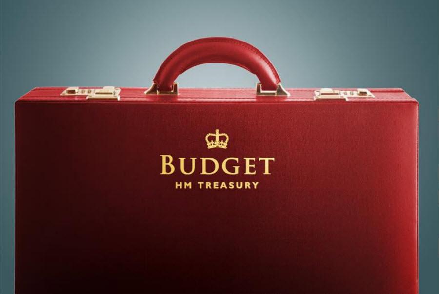 Budget briefcase 2021