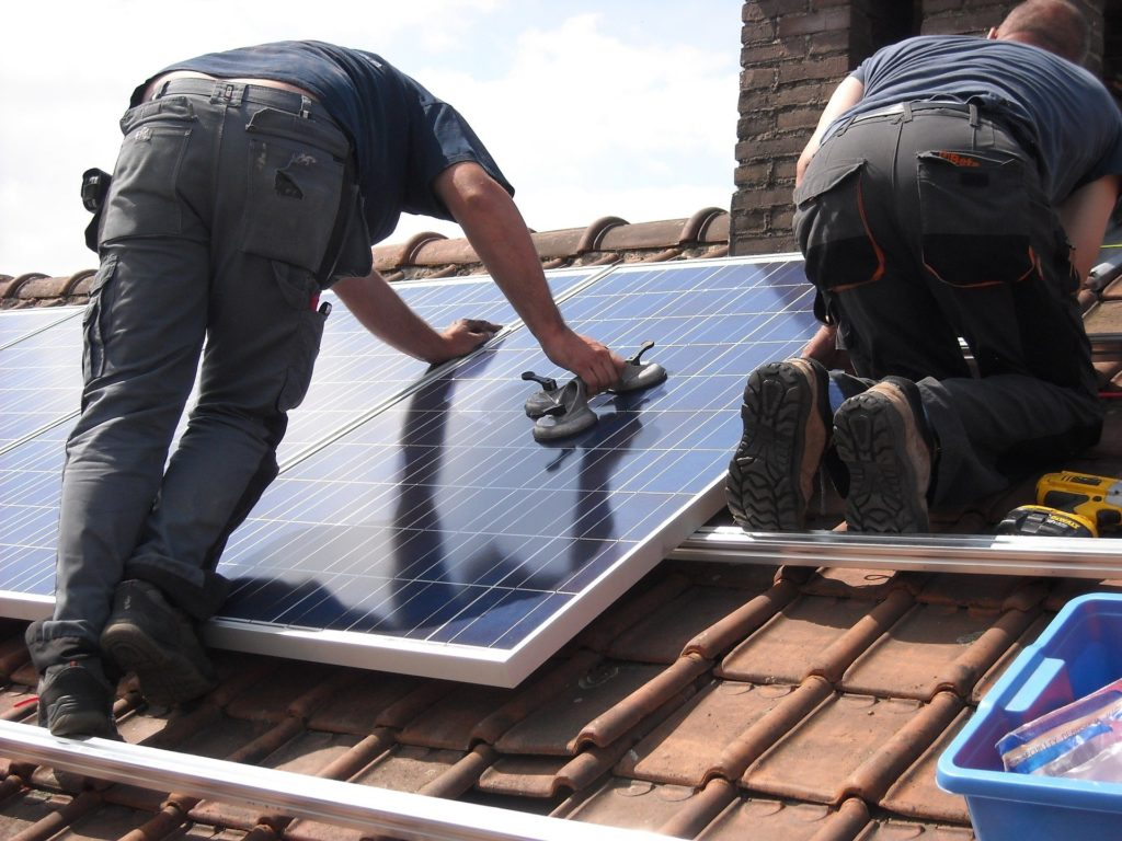 selling a house with solar panels